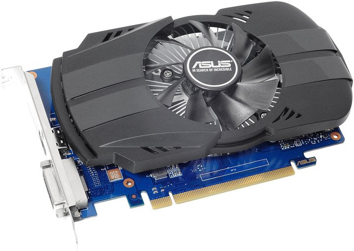 ASUS GeForce PH-GT1030-O2G, 2GB GDDR5