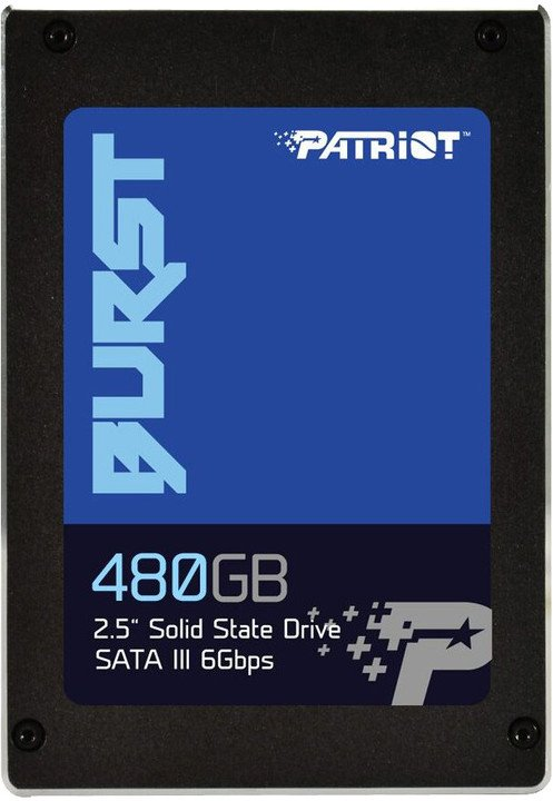 "Patriot Burst, 2,5"" - 480GB"