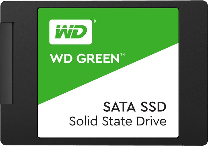 "WD Green 3D NAND, 2,5"" - 120GB"